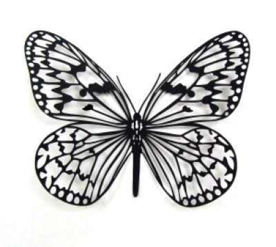 roz-bunter-paper-artist-single-butterfly-black-and-white