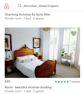 Airbnb-manchester-altrincham-private-room